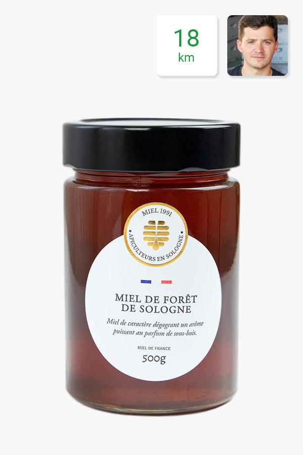 miel sologne