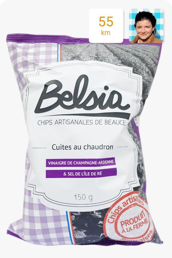chips belsia vinaigre